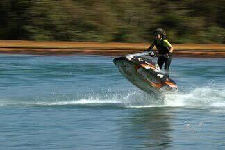 Goiano de 12 anos mira o Mundial de Jet Ski - Davi Prado já tem vários título e busca competição a nível mundial.