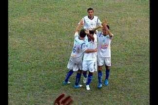 Assista aos gols da vitória do Águia-PA por 5 a 1 sobre o Treze-PB - Pela 8ª rodada da Série C 2012, o Águia de Marabá goleou o Treze, da Paraíba, por 5 a 1. Os gols do Azulão foram de Flamel, Wando, Branco (2) e Juliano. Manu descontou para o Galo da Borborema.
