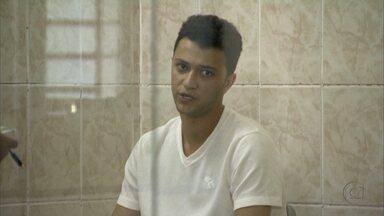 Após perseguição, jovem é preso com carro roubado em BH - Suspeito já havia sido detido, no dia 5 de agosto, depois de um atropelamento em Nova Lima. Uma pessoa morreu.