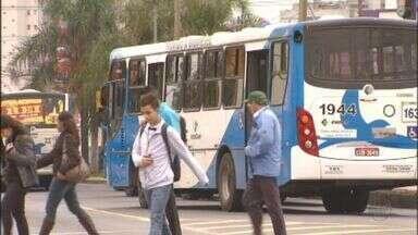 Transporte público é o tema da Série Eleições desta segunda-feira (20) - Transporte público é o tema da Série Eleições desta segunda-feira (20).