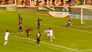 Enfim o Cuiabá vence na Série C do Brasileiro - Uma partida disputadíssima. O Cuiabá estava vencendo por dois a zero, o Guarany virou para três a dois. Mas Ary Marques mexeu bem no time e deu o troco.