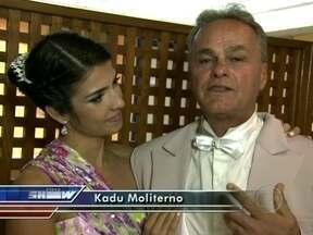 Kadu Moliterno foi eliminado neste domingo, na Dança dos Famosos - Veja o que rolou no palco do Domingão do Faustão
