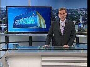 Começa hoje rodada de entrevistas com candidatos à prefeitura de Cascavel - Veja outros destaques do ParanáTV 2ª edição desta segunda-feira (20).