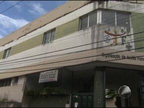 ONG criada em Salvador há 54 anos precisa de ajuda para não fechar as portas - A ONG recebe crianças e adolescentes encaminhados pelo Juizado da Infância e da Juventude.