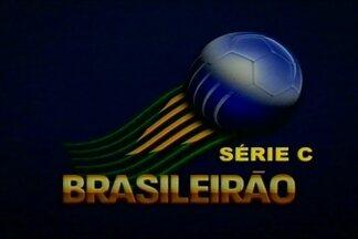 Treze perde de goleada para Águia de Marabá pela série C do Brasileirão - Veja gols do jogo.