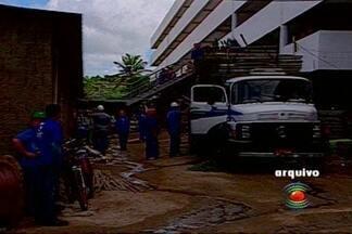 Acidentes de trabalho crescem mais de 200% na Paraíba - Pesquisa comparou dados entre 2001 e 2010.