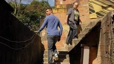 Jorginho procura Serjão - Ele diz que tem uma proposta a fazer para o bandido