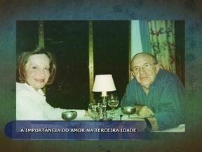 Casal da terceira idade se conheceu em um cruzeiro - Vera Lúcia e José Maria estão juntos desde 2003