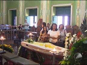Cremado corpo do ex-vereador José Pires Castelo Branco - Ele morreu em Salvador, vítima de infecção generalizada, aos 83 anos de idade.