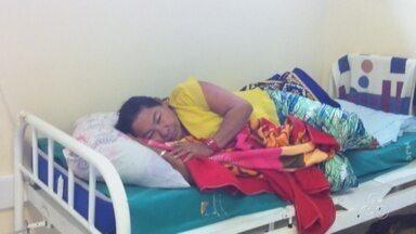 Pacientes que sofreram aneurisma cerebral aguardam meses por cirurgia em hospital do AM - Pacientes que sofreram aneurisma cerebral aguardam meses por cirurgia em hospital do Amazonas. O governador do Estado disse que não conhecia o problema.