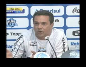 Grêmio pega o Náutico no Olímpico nesta quinta-feira - Equipe briga para se manter no G4.