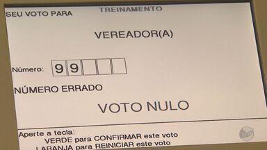 Veja como votar nulo nas eleições para prefeito e vereador de 2012 - Veja como votar nulo nas eleições para prefeito e vereador de 2012 em Campinas (SP).