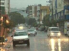 Chuva no sudoeste não é suficiente para ajudar na agricultura - Ontem, em Pato Branco, choveu apenas cinco milímetros