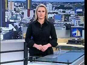 Veja os destaques do PRTV 2ª Edição desta terça-feira - Afastados pela justica, presidente e vice da Câmara de Vereadores de Cascavel não participam de sessão.