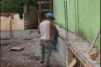 Região Noroeste registra aumento no número de acidentes de trabalho - A construção civíl é a segunda área que mais causa acidentes