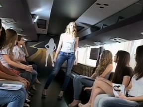 Quase 100 mil meninas já se inscreveram no Menina Fantástica - Já foram quase 20 mil quilômetros percorridos pelos ônibus até agora. Garotas de Santa Catarina, Mato Grosso do Sul e Rio de Janeiro ainda podem participar do Menina Fantástica.