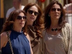 Resumão de Avenida Brasil: Nina vai presa depois de armação de Carminha e Max - Tessália e Darkson se beijam