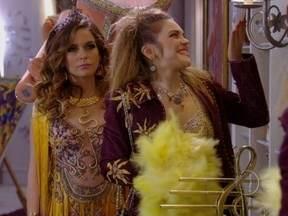 Nova dupla Chayene e Socorro ainda não tem nome - Elenco da Globo sugere nomes divertidos para as cantoras