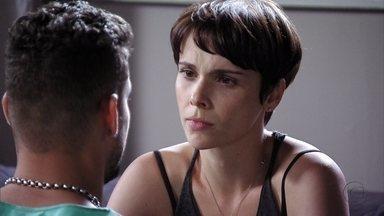 Nina teme vingança de Carminha - Jorginho torce para que Tufão decida investigar o passado da megera