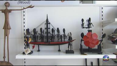 Maior centro de artesanato de Pernambuco será inaugurado no Recife nesta terça-feira - Ele ocupa o armazém 11 do Porto do Recife e tem mais de dois mil metros quadrados. Estarão expostas 16 mil peças de 500 artesãos.