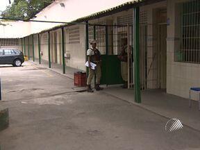 Polícia identifica jovem que esfaqueou estudante de 14 anos em Lauro de Freitas - A agressão foi na porta da Escola Estadual Kléber Pacheco, na manhã da última segunda-feira.
