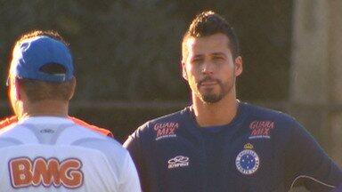 Fábio fala sobre cobrança dos torcedores do Cruzeiro - Cruzeirenses foram ao aeroporto no último sábado para hostilizar jogador.