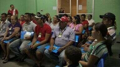Fornecedores do Programa Aquisição de Alimentos do Estado recebem capacitação - Principal preocupação dos organizadores é com a higiene dos alimentos.