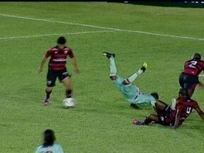 Brasileirão é marcado por cavadinha, drama e atuação digna de Oscar - Confira os resultados da rodada de sábado do Campeonato Brasileiro, pela 27ª rodada.