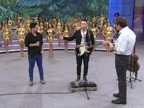 Que chique! Jorge & Mateus comentam turnê em Londres - Dupla levou nosso sertanejo para a terra da Rainha! Assista ao vídeo!