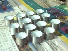 Empresários investem na criação de velas decorativas em SP - Segundo a empresária e dona de uma loja no centro da capital paulista, Denise Pavan, é possível começar a fabricar velas com apenas 300 reais. O valor é o suficiente para comprar 10 tipos de formas e alguns dos ingredientes necessários.