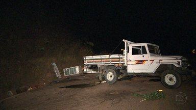 Acidente na BR-356 deixa um morto na Grande BH - Acidente foi perto de Itabirito.