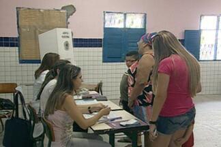 Eleição aconteceu em clima de tranquilidade em João Pessoa - Poucas urnas eletrônicas tiveram problemas na capital.