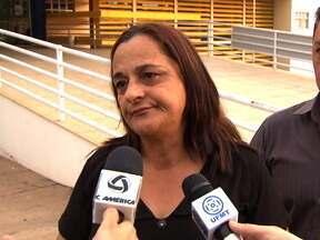 Irmã do ex-presidente Lula é detida por suspeita de boca de urna - A candidata a vereadora de Cuiabá, Ledinalva da Silva Santos, foi detida pela Polícia Federal, ontem à tarde.