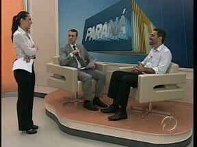 Enio Verri é entrevistado no ParanáTV - O candidato do PT fala das propostas para a disputa do 2º turno à prefeitura de Maringá