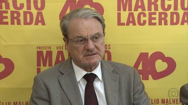 Marcio Lacerda reafirma compromissos assumidos durante campanha em Belo Horizonte - O prefeito reeleito destacou a mobilidade urbana.