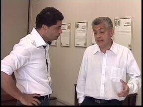 Segundo turno começa com disputa por apoio do terceiro colocado - Márcio Pauliki do PDT teve 53 mil votos e podeser decisivo na campanha