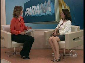 A juíza eleitoral Carmen Lúcia Ramajo traz informações sobre o segundo turno em Maringá - Em entrevista, no estúdio do ParanáTV, ele falou sobre propaganda eleitoral e o que deve fazer quem não votou no primeiro turno