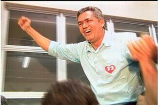 Vereador mais votado não conseguiu ser eleito em Jataí, Goiás - Ele não conseguiu coeficiente eleitoral, número mínimo de votos da coligação para garantir a eleição.