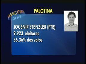 Veja os eleitos em outras cidades da região - Em Assis Chateaubriand, Marcel Micheletto venceu com 73,07% e em Palotina Jucenir Stenzler conquistou 56,36%.