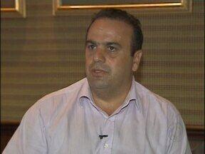Reni Pereira já começa a traçar ações para a futura administração - Ele diz que vai criar novas secretarias.