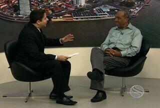 João Alves Filho fala sobre sua vitória para prefeito de Aracaju - João Alves Filho é o primeiro a ser entrevistado no novo cenário do SETV 2ª edição.
