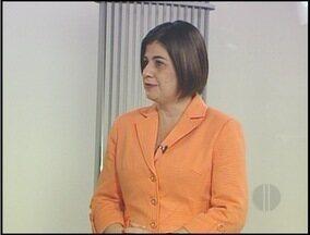 Assista a primeira entrevista com a prefeita releita de Campos, Rosinha Garotinho - A entrevista aconteceu nesta segunda-feira (08).