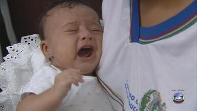 Pais devem ficar atentos ao calendário de vacinas infantis - A lista é grande, especialmente para crianças com idades até os seis anos.