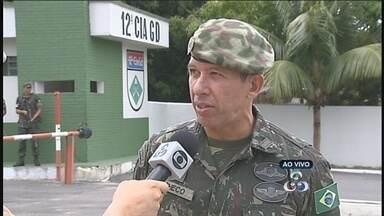 Segundo turno em Manaus deve contar com apoio de tropas federais - Artur Neto e Vanessa Grazziotin disputam no segundo turno