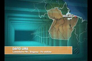 Acidente com ônibus deixa vítima fatal na zona rural de Bragança, PA - Acidente ocorreu na madrugada desta quarta-feira (10).