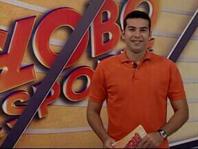 Globo Esporte - TV Integração - 10/10/2012 - Veja as notícias do esporte do programa regional da Tv Integração