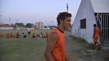 Ceará se prepara para enfrentar Flamengo na Copa do Brasil Sub-20 - Ceará e Flamengo se enfrentam no PV, pela Copa do Brasil Sub-20.