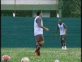 Quarentão Ramón passa a defender cores do Caxias - Jogador ajudará a equipe na Série C do Brasileiro.