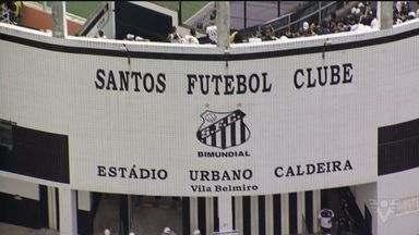 Santos Futebol Clube estuda possibilidades de construir novo estádio - Utilizar o estádio do Pacaembu também é uma das possibilidades estudadas pela diretoria santista.