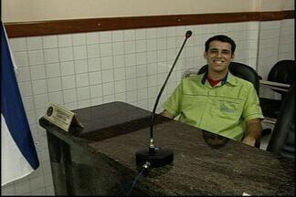 Vereador de 22 anos é o mais jovem do ES - Jovem é o segundo mais votado no município de Marilândia.